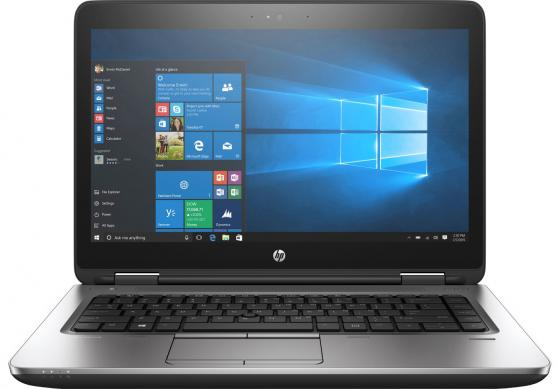 Ноутбук HP ProBook 640 G3 14 1920x1080 Intel Core i7-7600U SSD 256 8Gb Intel HD Graphics 620 черный Windows 10 Professional Z2W40EA mini pc 7th gen core i7 7500u fanless intel hd graphics 620 windows 10 300m wifi kaby lake desktop computer 8gb ram 512gb ssd