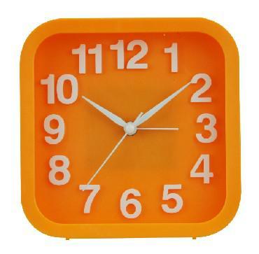 Будильник Вега Удачное утро оранжевый 6091 будильник вега пробуждение гарантировано оранжевый 7706