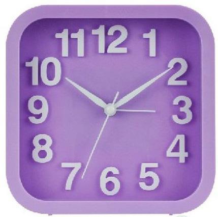 Будильник Вега Удачное утро 6091 фиолетовый удачное меню