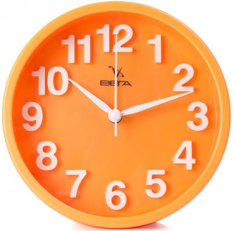 Будильник Вега Хорошее настроение оранжевый 6092 будильник вега пробуждение гарантировано оранжевый 7706