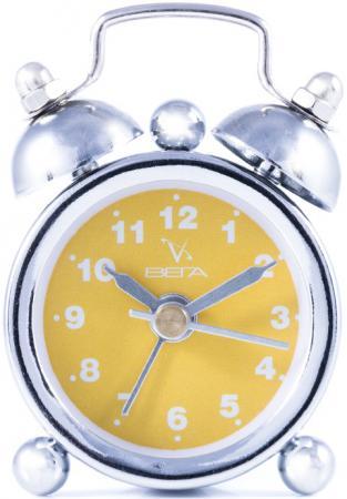 Будильник Вега 7801 жёлтый будильник вега пробуждение гарантировано оранжевый 7706