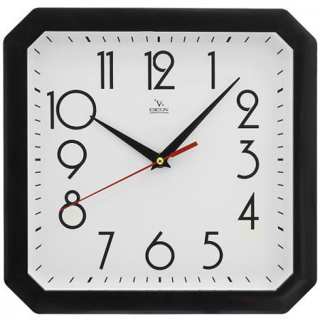 Часы настенные Вега П4-6/7-81 белый часы настенные вега пейзаж п4 3 7 82 зелёный