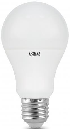 Лампа светодиодная шар Gauss Elementary E27 10W 3000K 23210 набор смешарики 8 цветных ручек шариковых автоматических 0 7 мм в пвх упаковке с подвесом 84159