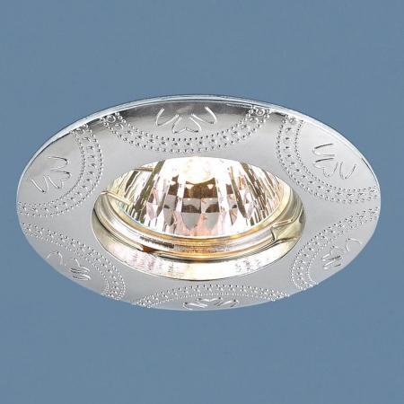 Встраиваемый светильник Elektrostandard 602 MR16 CH хром 4690389060847