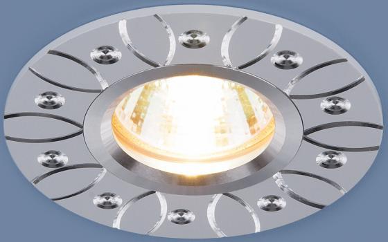 Встраиваемый светильник Elektrostandard 2007 MR16 WH белый 4690389064128