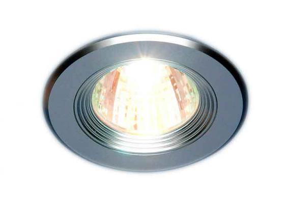 Встраиваемый светильник Elektrostandard 5501 MR16 SS сатин серебро 4690389009129/4690389055997 точечный светильник elektrostandard 863a ss сатин серебро