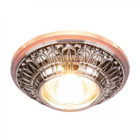 Встраиваемый светильник Elektrostandard 6024 MR16 CH хром 4690389056611 цены онлайн