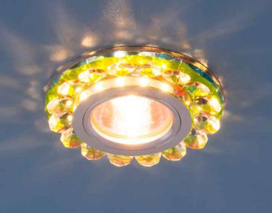 Встраиваемый светильник Elektrostandard 6036 MR16 MLT мульти 4690389053191