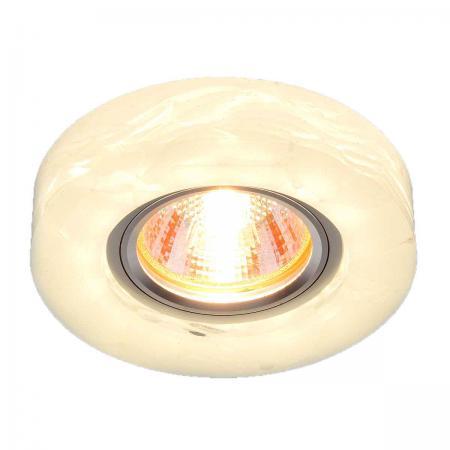 Встраиваемый светильник Elektrostandard 6062 MR16 WH белый 4690389068584