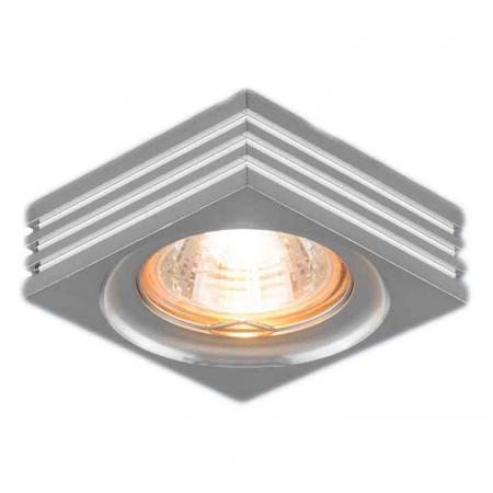 Встраиваемый светильник Elektrostandard 6064 MR16 CH хром 4690389055669 edcgear outdoor portable 6064 aluminum alloy pen w keyring refill black