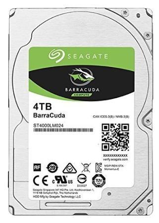 Жесткий диск для ноутбука 2.5 4Tb 5400rpm 128Mb cache Seagate BarraCuda 2.5 SATAIII ST4000LM024 мужские часы timberland tbl 14399xs 02