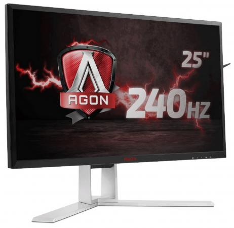 Монитор 24.5 AOC AGON AG251FZ черный TN 1920x1080 400 cd/m^2 1 ms DVI HDMI DisplayPort VGA Аудио USB монитор 22 aoc e2270swdn tn led 1920x1080 5ms vga dvi