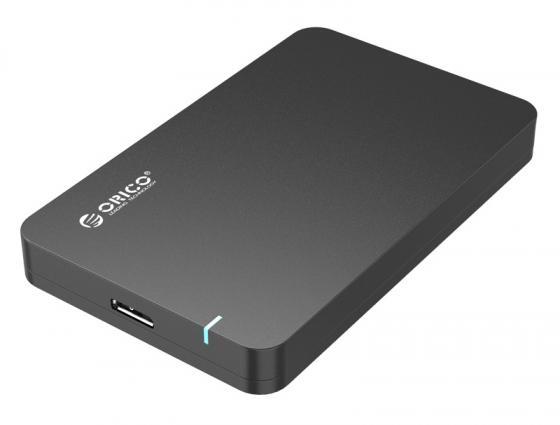 "все цены на Внешний контейнер для HDD 2.5"" SATA Orico 2569S3-BK USB3.0 черный онлайн"