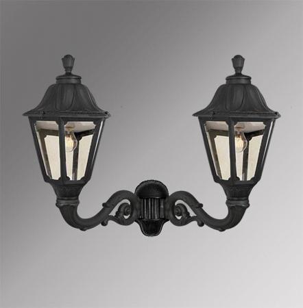 Уличный настенный светильник Fumagalli Eva/Noemi E35.181.000.AXE27 уличный настенный светильник fumagalli eva noemi e35 181 000 axe27