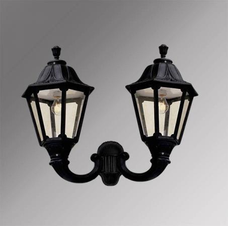 Уличный настенный светильник Fumagalli Mirra/Noemi E35.142.000.AXE27 уличный настенный светильник fumagalli eva noemi e35 181 000 axe27