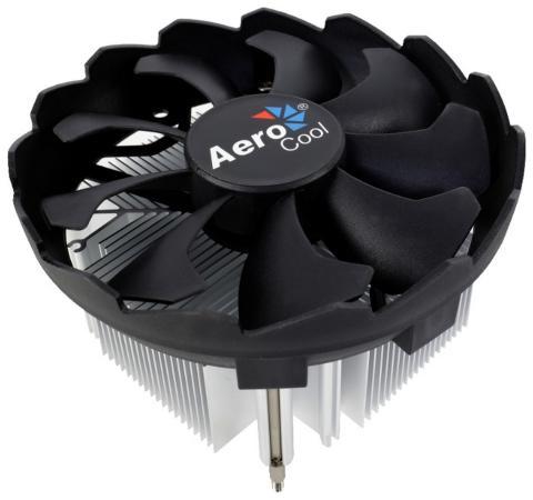 все цены на Кулер для процессора Aerocool BAS Socket 1150/1151/1155/1156 4710700955871