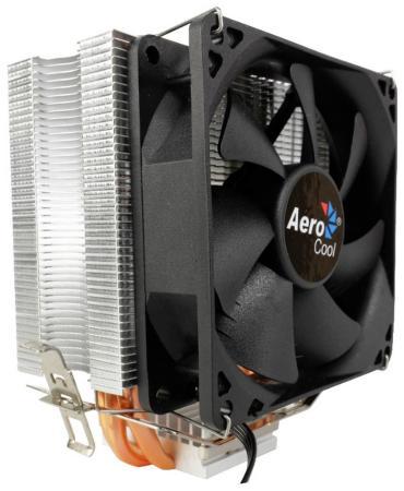 Кулер для процессора Aerocool Verkho 3 s775/1150/1151/1155/1156/AM2/AM2+/AM3/AM3+/FM1/FM2/FM2+ кулер aerocool verkho 1 3p intel lga1156 1155 1151 1150 775 amd am4 am3 am3 am2 am2 fm2 fm1
