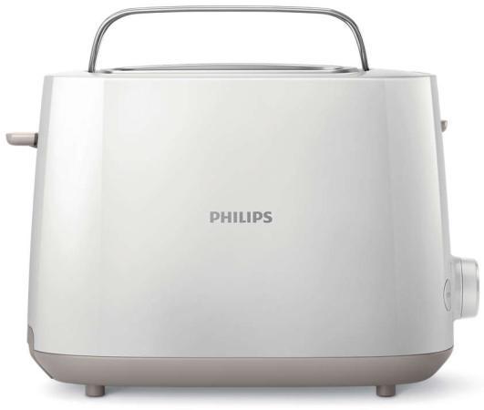 Тостер Philips HD2581/00 белый тостер philips hd2581 90 черный