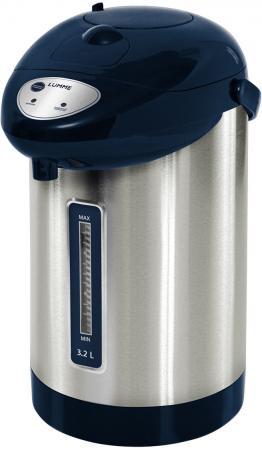 Термопот Lumme LU-298 900 Вт синий сапфир 3.2 л нержавеющая сталь от Just.ru