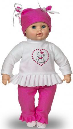 Кукла ВЕСНА Пупс Саша-2 42 см кукла весна саша 3 42 см мягкая в2795