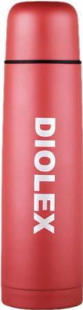 Термос Diolex DX-500-2-R 0.5л красный pandora dx 50