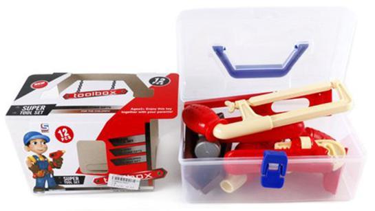 Игровой набор Shantou Gepai Набор инструментов 12 предметов  6607 forex b016 6607