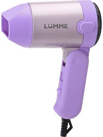 Фен Lumme LU-1044 1000Вт лиловый аметист утюг lumme lu 1124
