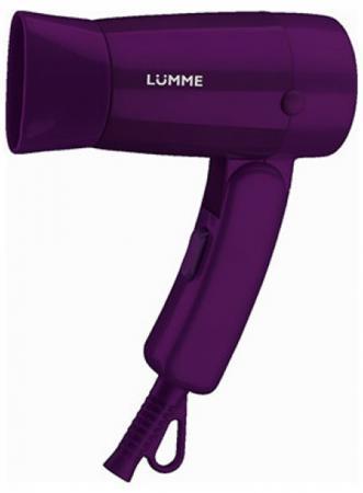 Фен Lumme LU-1040 1200Вт фиолетовый чароит фен lumme lu 1040 1200вт фиолетовый турмалин page 3
