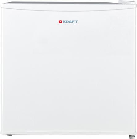 Холодильник Kraft BC(W)-50 белый домкрат kraft кт 800026
