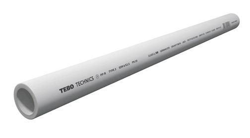 Труба полипропилен TEBO PN20  32 (Размер: 32) 4м труба полипропиленовая pn 20 диам 32 1 1м п