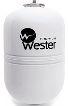 Расширительный бак для ГВС Wester WDV 8 (Объем, л: 8) бак wester 804 020 нейлоновый 125мл для краскопульта wester fpg40