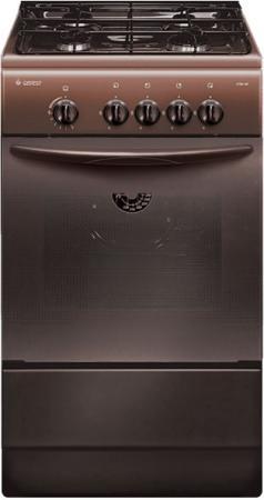 Газовая плита Gefest 3200-08 К86 коричневый плита газовая gefest 3200 08 к86