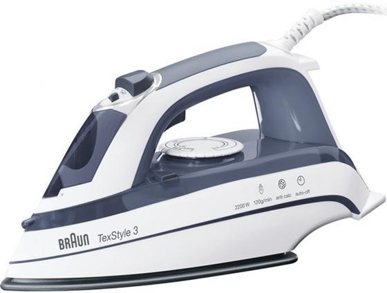 Утюг Braun TS 375 A 2200Вт серый белый утюг braun ts355 a