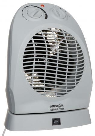 Тепловентилятор Аксион ТВ-12 1600 Вт серый