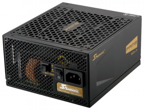 Блок питания ATX 850 Вт Seasonic SSR-850GD цена и фото