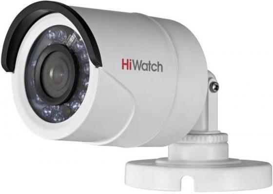 Видеокамера Hikvision HiWatch DS-I120 CMOS 1/3 4 мм 1280 x 960 H.264 MJPEG RJ45 10M/100M Ethernet PoE белый 940 0 3 mp 1 3 cmos network ip camera w 2 0 lcd time display black 1 x 18650