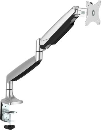 Кронштейн ARM Media LCD-T31 серебристый для мониторов 15-32 настольный поворот и наклон max 9 кг