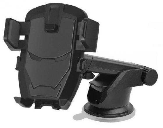 Автомобильный держатель Wiiix HT-25T-IRON черный держатель wiiix ht 22 черный