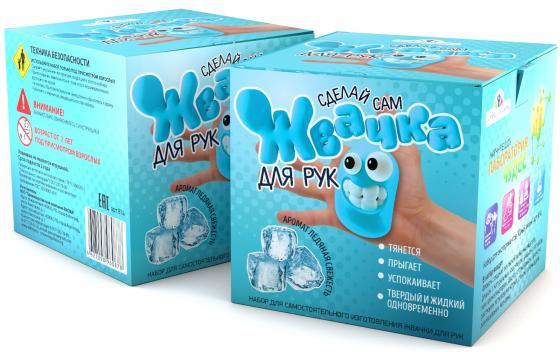 Игровой набор Инновации для детей Юный Химик Жвачка для рук - Ледяная свежесть 814