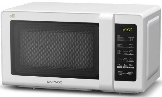 Микроволновая печь DAEWOO KOR-662BW 700 Вт белый daewoo kor 662bw белый