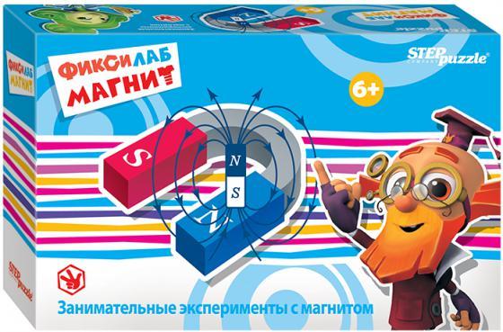 "Развивающая игра Step Puzzle Фиксилаб ""Магнит"" 21 предмет 76167"
