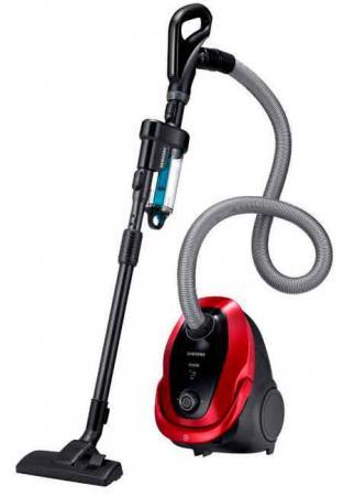 Пылесос Samsung SC20M257AWR сухая уборка красный VC20M257AWR/EV цены онлайн
