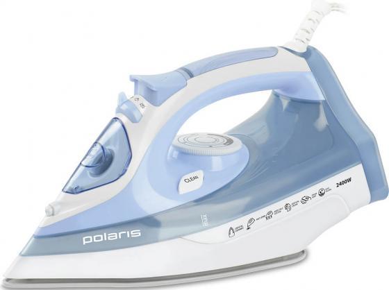 Утюг Polaris PIR 2488K 2400Вт голубой утюг polaris pir 2258ak