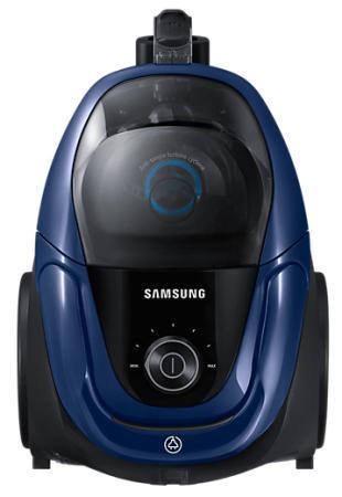 Пылесос Samsung VC18M3120VB/EV сухая уборка синий пылесос с контейнером samsung vc21k5136vb ev