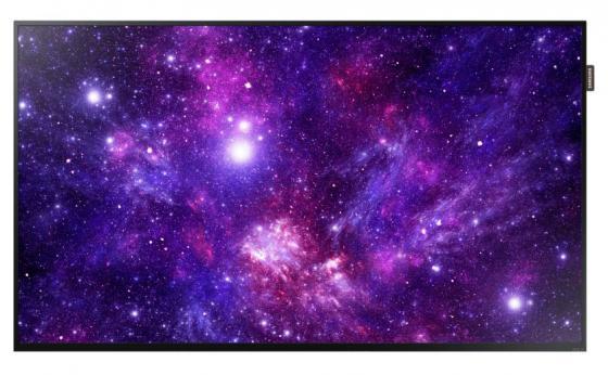 """Плазменный телевизор 55"""" Samsung DC55E черный 1920x1080 VGA 1 x DVI-D USB плазменный телевизор samsung ud46e b"""