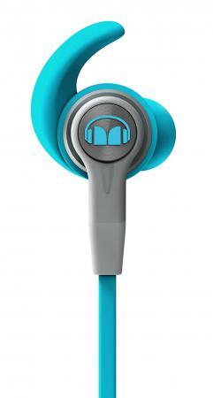 все цены на  Наушники с микрофоном Monster iSport Compete In-Ear (Blue) 137083-00  онлайн