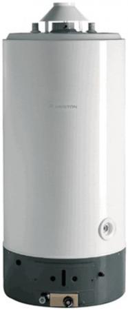 Водонагреватель накопительный газовый Ariston SGA 120 120л 6.38кВт газовая колонка ariston sga 120 накопительная 115 л белый