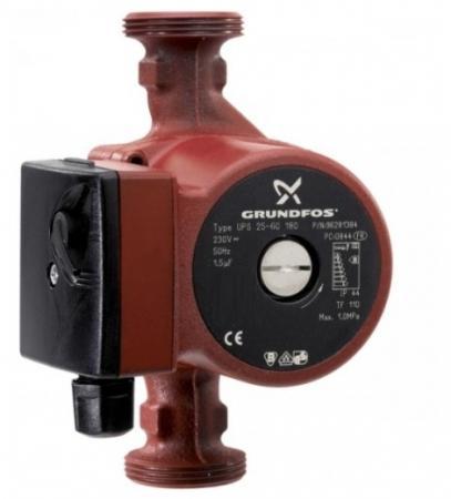 Насос циркуляционный Grundfos UPS 32-60 180 насос для воды grundfos unilift kp 250 a1
