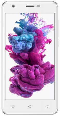 Смартфон Irbis SP57 белый 5 8 Гб LTE Wi-Fi GPS 3G смартфон meizu m5 note серебристый 5 5 32 гб lte wi fi gps 3g