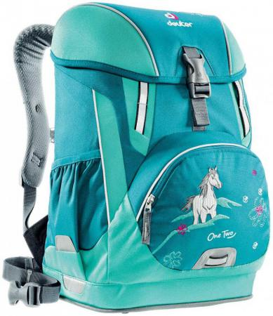 Школьный рюкзак Deuter OneTwo - Лошадка 20 л голубой 3830116-3037-0 deuter giga blackberry dresscode